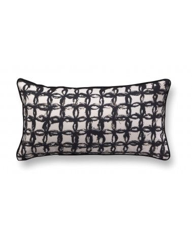 "Coussin ""Encounters"" 8"