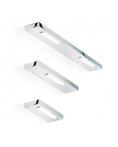 Applique Slim 1-34 Halogène avec clip miroir