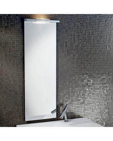 Applique Slim 1-60 LED avec clip pour miroir