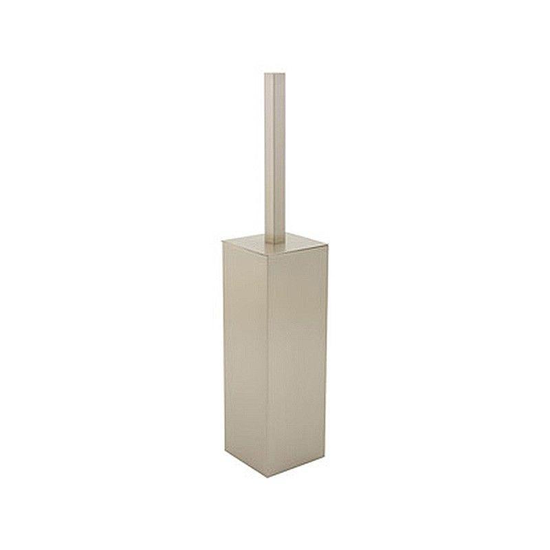 Porte-Balai Wc Blanc Mat Avec Couvercle - Dw371 - Decor Walther