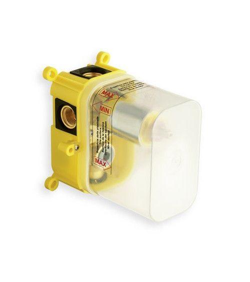 Mécanisme box à encastrer douche