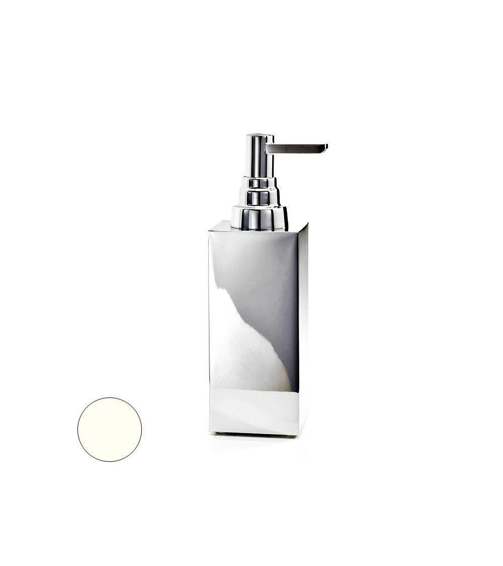 Distributeur de savon chromé à poser 230ml - DW 315