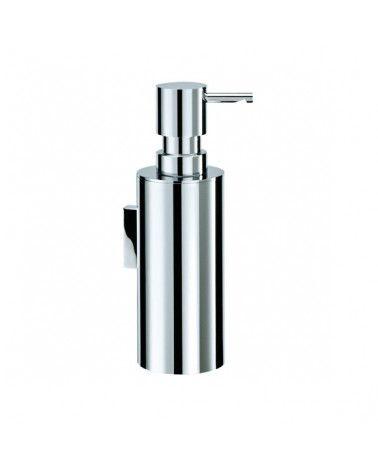 Distributeur de savon mural amovible chromé 200ml - MK WSP