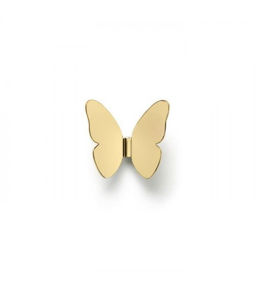 "Porte manteau ""Single Butterfly"" OR- Ghidini 1961"