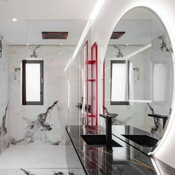 Réveillez votre salle de bains avec une touche de couleur 🤩  Bains & Déco vous accueille dans ses showrooms parisiens dans le respect des gestes barrières !  N'hésitez pas à prendre rendez-vous sur notre site bainsetdeco.fr (Lien dans la bio) ✨  #bainsetdeco #bathroom #design #luxurylifestyle #luxuryhomes #collection #exlusivity #showrooms #Paris #love #beautiful #luxury #deco #decorationdinterieur #interieur
