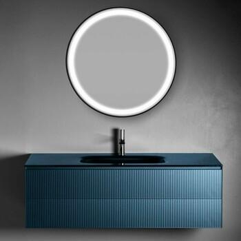 Ce magnifique bleu fait entrer la couleur dans votre salle de bains avec douceur et élégance ! 💙  Bains & Déco vous accueille dans ses showrooms parisiens dans le respect des gestes barrières !  N'hésitez pas à prendre rendez-vous sur notre site bainsetdeco.fr (Lien dans la bio) ✨  Salle de bains By Artelinea ✨  #bainsetdeco #bathroom #design #luxurylifestyle #luxuryhomes #collection #exlusivity #showrooms #Paris #artelinea #love #beautiful #luxury #deco #decorationdinterieur #interieur