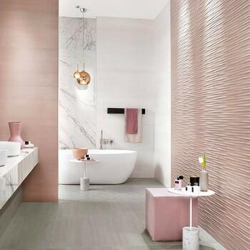 Ce printemps, les couleurs pastel s'invitent dans votre salle de bains 🌸  Bains & Déco vous accueille dans ses showrooms parisiens dans le respect des gestes barrières !  N'hésitez pas à prendre rendez-vous sur notre site bainsetdeco.fr (Lien dans la bio) ✨  Salle de bains by Atlas Concorde✨  #bainsetdeco #bathroom #design #luxurylifestyle #luxuryhomes #collection #exlusivity #showrooms #Paris #atlasconcorde #love #beautiful #luxury #deco #decorationdinterieur #interieur