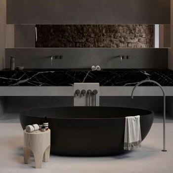 Quelle est la couleur de votre salle de bains ?  On attend vos réponses 😉  Bains & Déco vous accueille dans ses showrooms parisiens dans le respect des gestes barrières !  N'hésitez pas à prendre rendez-vous sur notre site bainsetdeco.fr (Lien dans la bio) ✨  #bainsetdeco #bathroom #design #luxurylifestyle #luxuryhomes #collection #exlusivity #showrooms #Paris #love #beautiful #luxury #deco #decorationdinterieur #interieur