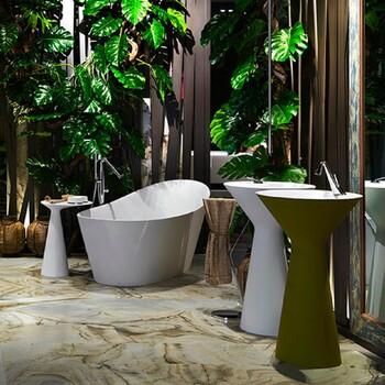 Bains & Déco in the jungle 🌴🛁 !  Bains & Déco vous accueille dans ses showrooms parisiens dans le respect des gestes barrières !  N'hésitez pas à prendre rendez-vous sur notre site bainsetdeco.fr (Lien dans la bio) ✨  Salle de bains by Gessi ✨  #bainsetdeco #bathroom #design #luxurylifestyle #luxuryhomes #collection #exlusivity #showrooms #Paris #gessi #love #beautiful #luxury #deco #decorationdinterieur #interieur
