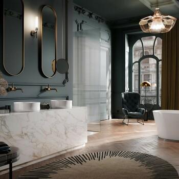 À la recherche d'une salle de bain haut de gamme ? Faites confiance à Bains & Déco 🤩  Bains & Déco vous accueille dans ses showrooms parisiens dans le respect des gestes barrières !  N'hésitez pas à prendre rendez-vous sur notre site bainsetdeco.fr (Lien dans la bio) ✨  By Kaldewei ✨  #bainsetdeco #bathroom #design #luxurylifestyle #luxuryhomes #collection #exlusivity #showrooms #Paris #kaldewei #love #beautiful #luxury #deco #decorationdinterieur #interieur