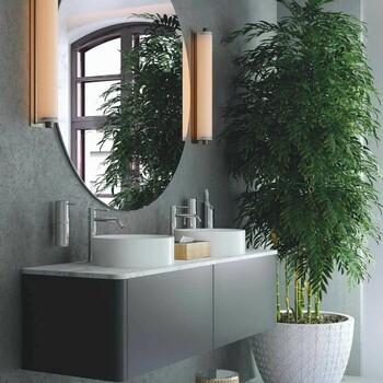 Misez sur de la verdure pour donner de la fraîcheur à votre espace. 🍃  Bains & Déco vous accueille dans ses showrooms parisiens dans le respect des gestes barrières !  N'hésitez pas à prendre rendez-vous sur notre site bainsetdeco.fr (Lien dans la bio) ✨  #bainsetdeco #bathroom #design #luxurylifestyle #luxuryhomes #collection #exlusivity #showrooms #Paris #love #beautiful #luxury #deco #decorationdinterieur #interieur