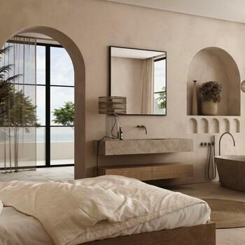 Bains & Déco s'occupe aussi de vos espaces professionnels : hôtels, bureaux, restaurants... 🤩 Effet Waouh garanti ✨  N'hésitez pas à prendre rendez-vous sur notre site bainsetdeco.fr (Lien dans la bio) ✨  #bainsetdeco #bathroom #design #luxurylifestyle #luxuryhomes #collection #exlusivity #showrooms #Paris #love #beautiful #luxury #deco #decorationdinterieur #interieur